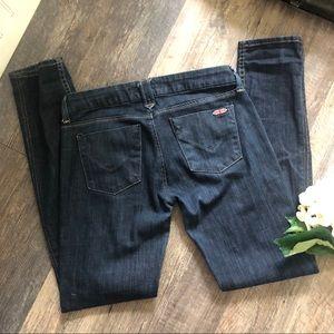 Hudson | Dark Wash Skinny Jeans